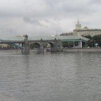 Москва-река. Андреевский мост :: Маера Урусова