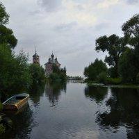 Река :: Дмитрий Близнюченко