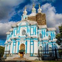 Смольный собор :: Sergej