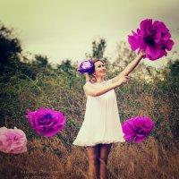 В продолжении лета... :: Ксения Довгопол