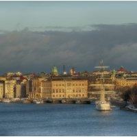 Из воспоминаний о Стокгольме . :: Игорь Абламейко