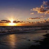 Закат на море :: Vladdimr SaRa
