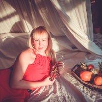 картина с фруктами :: Марина Денисова