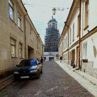 Старые улочки Выборга :: Ирина Шурлапова