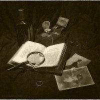 натюрморт с колечком :: Станислав Лебединский