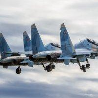 """Су-30СМ """"Соколы России"""" :: Владислав Перминов"""