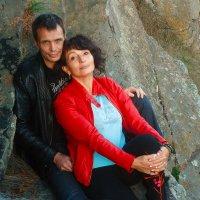 Белла и Алексей :: Дмитрий Костоусов