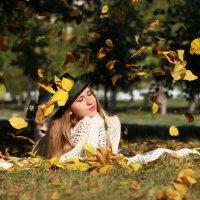 Осень-время мечтать. :: Елена Прихожай