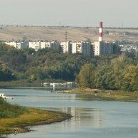 жизнь на Волге :: Надежда Щупленкова