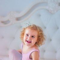 МАленькая принцесса2 :: Ольга Егорова