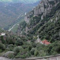Гора Мансеррат Испания :: kuta75 оля оля