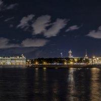 Вечерний пейзаж :: Valeriy Piterskiy