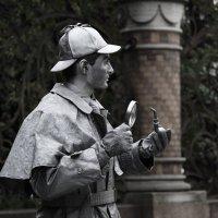 Холмс в Питере :: Виктор Никитенко