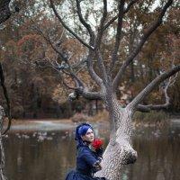 Готическая осень :: Irina Voinkova