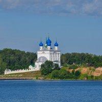 Церковь в селе Катунки :: Сергей Тагиров