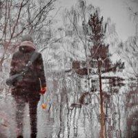 8 марта - отражение :: Владимир Брагилевский