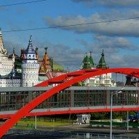 Измайловский кремль :: Анастасия Смирнова