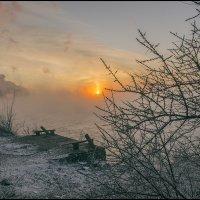 Зимний вечер 2015г :: Юрий Клишин