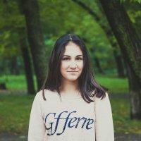 в лесу :: Алина Гриб