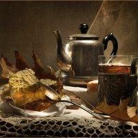 В осенне-медовых тонах. :: Lev Serdiukov