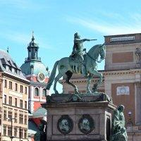 Гуляя по Стокгольму :: Ольга