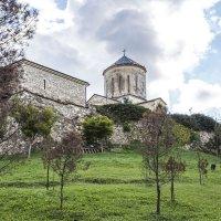 М артвили, монастырь VII века, Грузия, Кутаиси :: Лариса Батурова