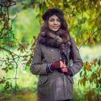 Прохладная осень :: Виктор Седов