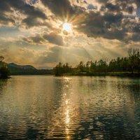 Солнце лучистое :: Ирина Антоновна