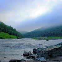 Там за туманом солнце :: Сергей Чиняев