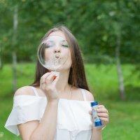 Мыльный пузырь 3 :: Руслан Веселов