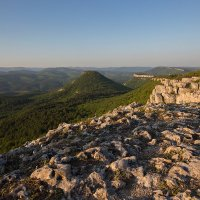 Раннее утро в горах. :: Ekaterina Catskaya