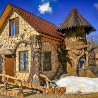 Сказочный дом :: Глеб Баринов