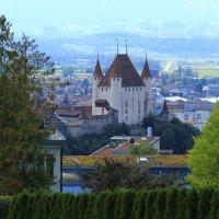 Замок в Туне, Швейцария :: Ирина Бирюкова
