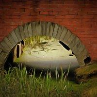 У старого моста... :: Tatiana Markova