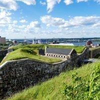Один из многочисленных углов крепости Цитадель (Галифакс, Канада) :: Юрий Поляков