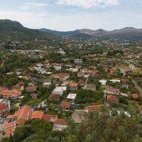 Вид на город Бар.Черногория. :: Татьяна Калинкина