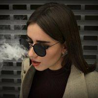 Smoke :: Виктория Обрывченко