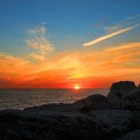 необыкновенный закат :: Лидия Юсупова