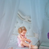 Буду как балерина! :: Ольга Егорова