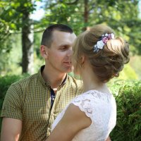 любовь она такая :: Yana Odintsova
