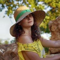 Портрет в шляпе :: Alex Sash