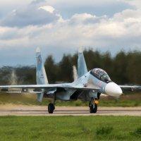 "Су-30 СМ ""Горячий воздух"" :: Дмитрий Бубер"