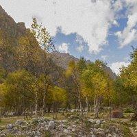 Осень в горах :: Ирина Рассветная