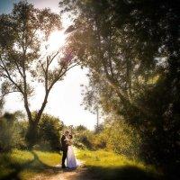 свадебная прогулка :: Andrey Stanislavovich