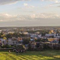 город Кутаиси на закате :: Лариса Батурова