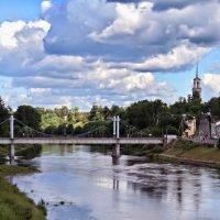 Городской пейзаж :: Александр Горбунов