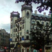 Петербургский дом в стиле Модерн. (не далеко от станции м. Петроградская) :: Светлана Калмыкова