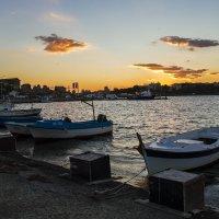 Закат на черном море :: Юля Колосова