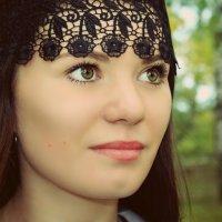Кружевной взгляд :: Регина Сихаева