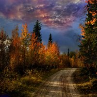 Осень. :: Евгений Усатов